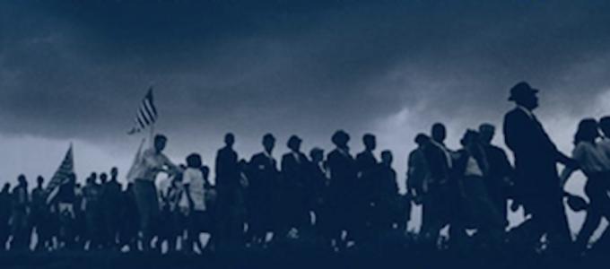 Image - civil rights marchers