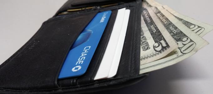 Image - open wallet