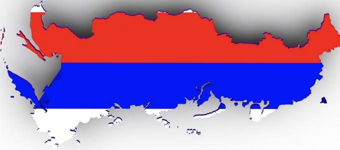 Image - upside-down Russia