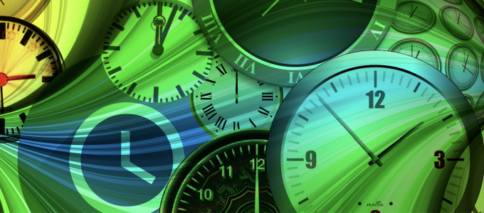 Image - a collection of clock faces