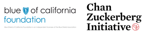 Blue Shield of California Foundation and Chan Zuckerberg Initiative