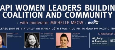 AAPI Women Leaders