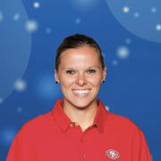 Image - 49ers Assistant Coach Katie Sowers