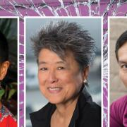 Image - Sasanna Yee, Helen Zia and Eddy Zheng