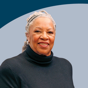 Image - Toni Morrison and Timothy Greenfield-Sanders