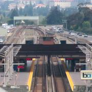 Image- highway and mass transit station