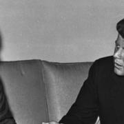 Image - Khrushchev and Kennedy