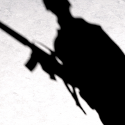 Image - shadow of a soldier