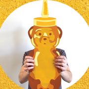 image - honey bear