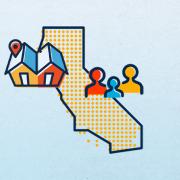 Image - illustration of California