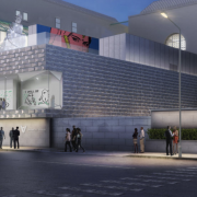 Image - illustration of Asian Art Museum exterior
