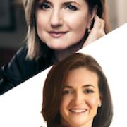 Image - Arianna Huffington with Sheryl Sandberg: Redefining Success