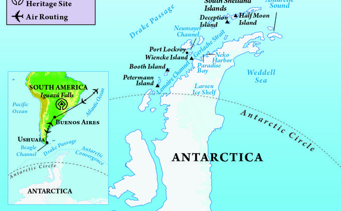 Expedition to Antarctica | Commonwealth Club